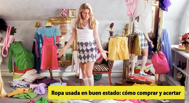 501b18ddd Cómo comprar ropa de segunda mano y ¡ACERTAR SIEMPRE!