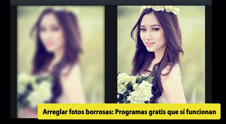 Resultado de imagen para fotos borrosas arreglar