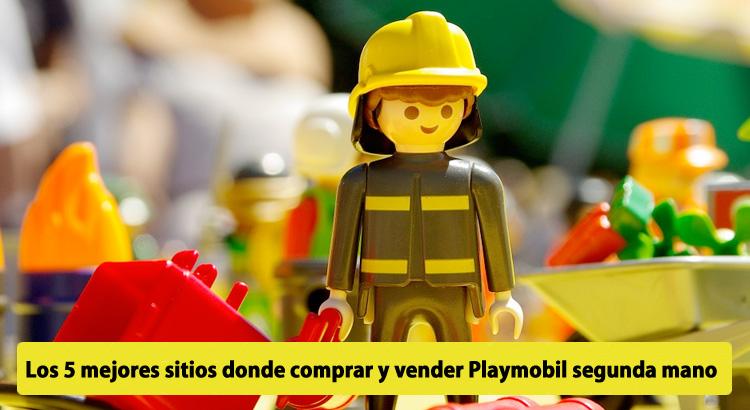 Los 5 sitios donde comprar y vender playmobil segunda mano for Playmobil segunda mano